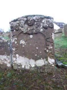 gravestone, Welsh Newton