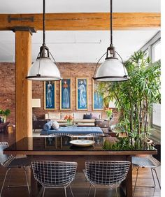before I get my grass-roof cottage, I plan on a NYC #apartment with huge windows and #brick #walls (unless I decide not to be picky. so... it's gonna be huge windows and brick walls for me!)