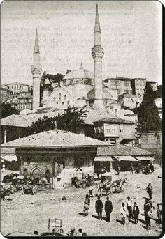 ✿ ❤ Bir zamanlar İSTANBUL,  Uskudar 1905.