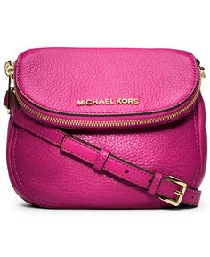 MICHAEL Michael Kors Bedford Flap Crossbody - MICHAEL Michael Kors - Handbags & Accessories - Macy's