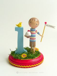 I'm imagining a custom topper with a Peter Rabbit/garden theme...