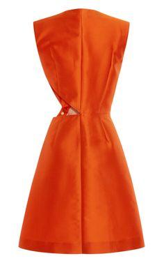 Cutout Snap Dress by Suno (reverse)