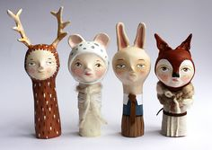 Pottery by sweet bestiary