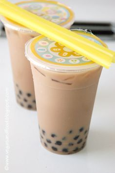 BOBA. If only there were a decent place close to me.