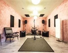 Rehearsal Room / Vintage Style @ The Factory - La Casa degli Artisti - Castel d'Azzano - Verona /// www.thefactoryvr.com