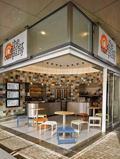 The Doner Company by Concrete, Leiden – Netherlands » Retail Design Blog