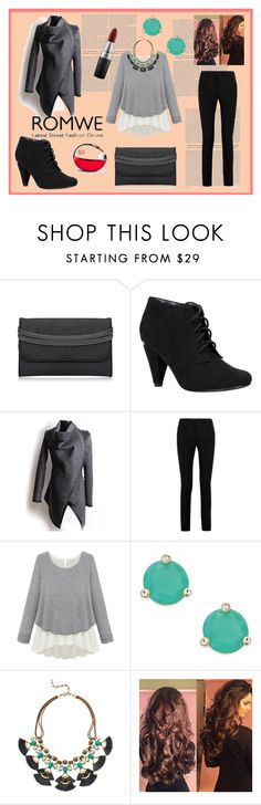 """""""<3"""" by velida-husic ❤ liked on Polyvore featuring Call it SPRING, Yves Saint Laurent, Kate Spade, Stella & Dot, DKNY, MAC Cosmetics, women's clothing, women, female and woman"""