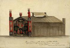 D F A A F A A F Ddc F Tlingit Native Art on Alaska Tlingit Tribe Map