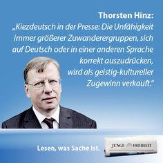 """Thorsten Hinz, Publizist und Löwenthal-Preisträger, schreibt in seinem Beitrag """"Abschottung statt lebendiger Diskussion"""" über den Niedergang des deutschen Journalismus. (38/14)"""