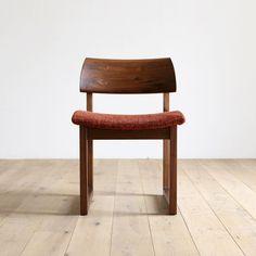 BISCOTTE Side Chair #家具 #インテリア #チェア #福岡 hirashima like the back shape