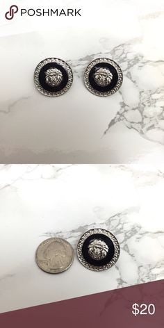 🔟Power Lion's Head Stud Earrings ~Get these ROAR earrings! ~Make your roars heard! ~These are made with nickel-safe metals. ~These are brand new! ~Get these now! They will go fast! ~THINK CHRISTMAS  ~NO TRADES S Rosebud Fashions Jewelry Earrings