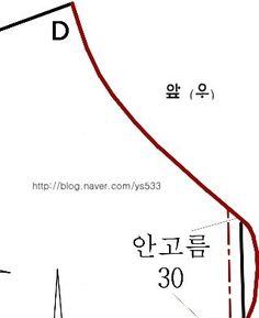 여자 무령의 : 네이버 블로그 Line Chart, Pattern, Patterns, Model, Swatch