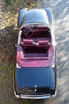 Citroen DS cabrio (convertible)