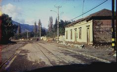 Punta Negra, año 1990.