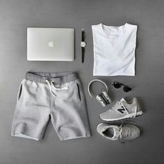 Lazy Sundays. #MensFashionShorts