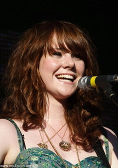 "Kate Nash...""I just love you more, than anything"""