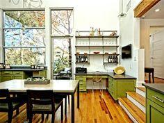 1504 Treadwell - Kitchen