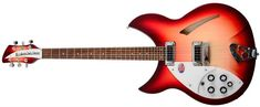 Rickenbacker 330 Left Handed Guitar