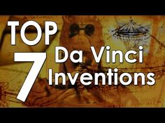 Top 7 Leonardo da Vinci Inventions - YouTube