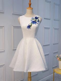 Lace Prom Dress, Lace White Homecoming Dresses, Homecoming Dresses Cheap, Homecoming Dresses White, Short Prom Dress Source by scillal Dresses Cheap Short Prom Dresses, White Homecoming Dresses, Unique Dresses, Sexy Dresses, Fashion Dresses, Elegant Dresses, Formal Dresses, Summer Dresses, Wedding Dresses