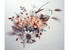 1086 Autumn Flowers