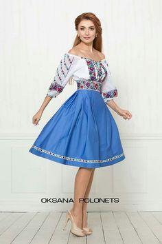 Mexican Style Dresses, Mexican Outfit, Traditional Mexican Dress, Traditional Dresses, Quinceanera Dresses Short, Estilo Folk, Ukrainian Dress, Mexican Fashion, Quince Dresses