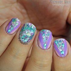 Pretty Woman: Seashell Kit Review + Nail Art