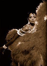Diana Ross (from dick's diana ross website)