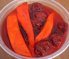 My mouth waters- pickled mango with li hing mui. Only in the 808