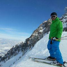 #skiing #cruzin #ogdenonly #utahgram #snowbasin #unbelievablephotos