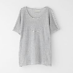 OBJECTS WITHOUT MEANING basia striped tee