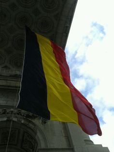 Belgium - Flag