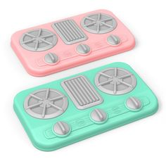 Green Toys Stove Top Teal
