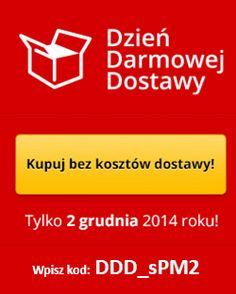 Już dziś pomyśl o prezentach na  Święta! Skorzystaj z Dnia Darmowej Dostawy w http://www.abcfitness.pl/