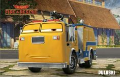 Meet the Characters in Disney's Planes: Fire & Rescue Plus Watch the Newest Trailer Disney Planes Characters, Disney Pixar Cars, Disney Toys, Disney Stuff, Disney Movies, Disney Insider, Walt Disney Animation, Walt Disney Pictures, The Fox And The Hound