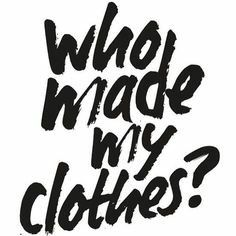 Fast Fashion, Slow Fashion, Ethical Fashion, Vivienne Westwood, Young Female, Supply Chain, Fashion Group, Piece Of Clothing, Size Clothing