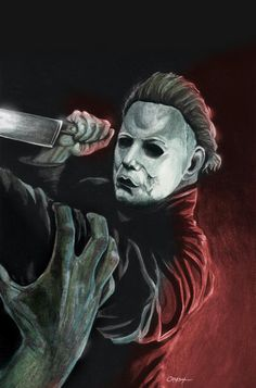 Halloween - Michael Myers W/ Knife