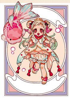 Toilet Bound Hanako Kun Tsuchigomori Manga