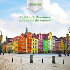 Conheça as 24 cidades mais coloridas do mundo! http://www.blogjusto.com.br/2013/09/as-24-cidades-mais-coloridas-do-mundo/