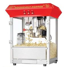 Amazon.com: Great Northern Popcorn 6010 Roosevelt Top Antique Style Popcorn Popper Machine, 8-Ounce: Electric Popcorn Poppers: Kitchen & Dining