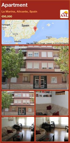Apartment in La Marina, Alicante, Spain ►€95,000 #PropertyForSaleInSpain