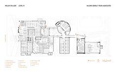 Galería de Walsh College / Valerio Dewalt Train Associates - 30