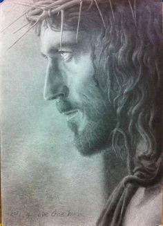 Vamos imaginar e pintar qual era a cor de pele de CRISTO JESUS!?