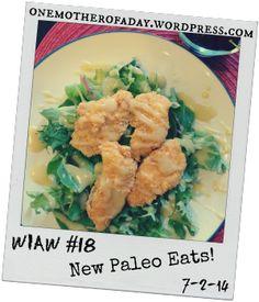 WIAW #18 New Paleo Eats! {Bonus recipe: cherry protein smoothie}