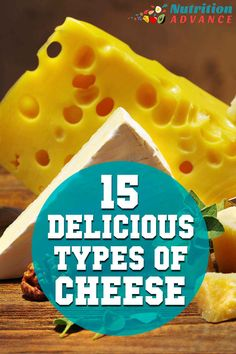 Cheese is one of the tastiest foods in the world, and it has some great nutrition benefits too. Here are 18 delicious types of cheese to try. Healthy Low Carb Recipes, Healthy Options, Keto Recipes, Easy Recipes, Brie, Cheese List, Cheese Fruit, Cheese Food, Cheddar