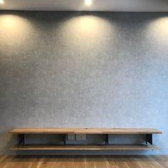 in_myhomeさんはInstagramを利用しています:「2階リビングのテレビボード ・ ここはウッドワンで最初から付けてもらいました♡ 2m以上あるのでかっこいいー!! ・ 背面は...…」 Paint Colors For Living Room, Living Room Decor, Tv Wall Cabinets, Natural Interior, Tv Unit, Decorating On A Budget, Furniture Design, New Homes, House Design