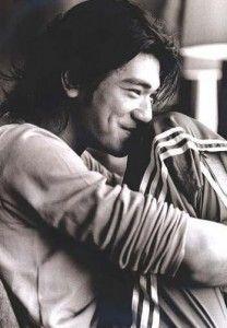 Japanese actor, Takeshi Kaneshiro