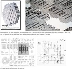 Cellular Urbanism: Taller d'Arquitectura & the City in Space Modular Design, Space, City, Floor Space, Cities, Spaces