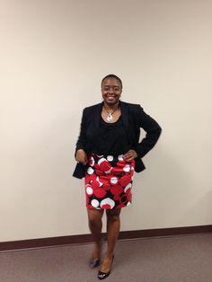 Magic Pencil Skirt - an office staple