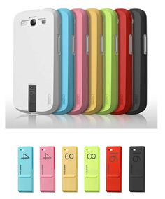 Ego Hybrid Series USB- cases with usb for SGS3